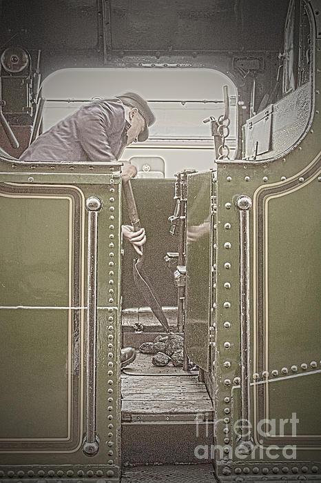 Terri Waters - Stoking the Engine