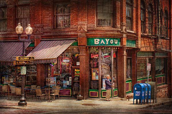 Mike Savad - Store - Albany NY -  The Bayou