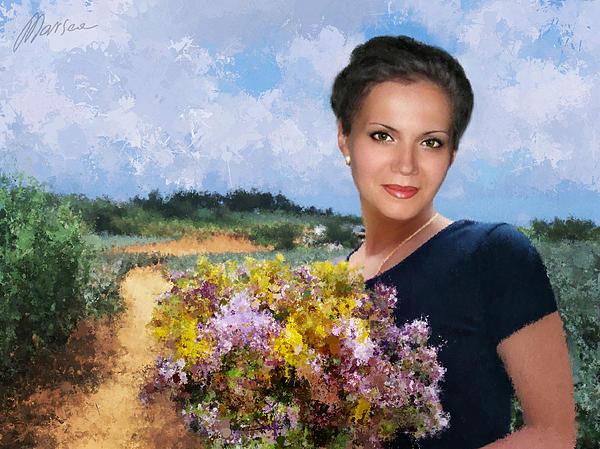 Marina Likholat - Summer noon
