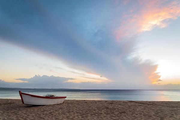 Paul Quinn - Sunset at the beach