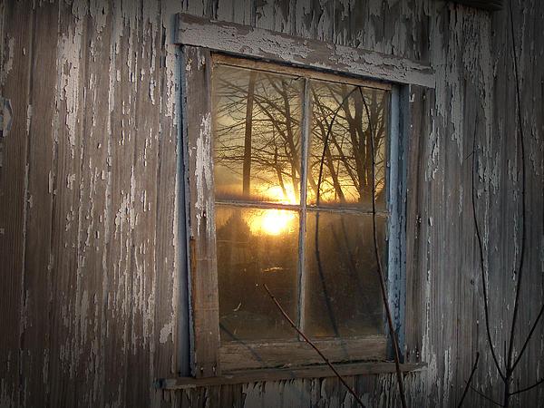 Cynthia Lassiter - Sunset in Glass