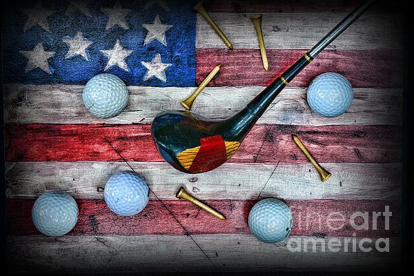 Paul Ward - The All American Golfer
