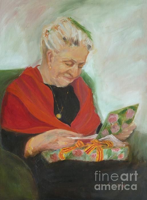 Sally Simon - The Gift