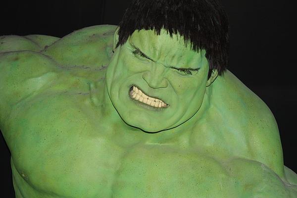 John Telfer - The Hulk