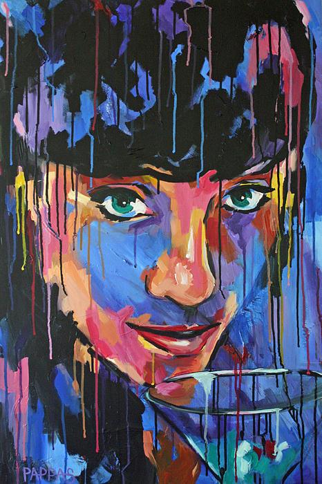 Julia Pappas - The Hunter