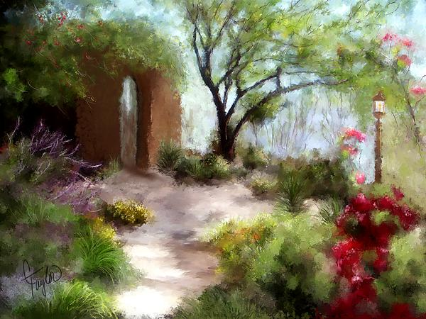 Colleen Taylor - The Meditative Garden