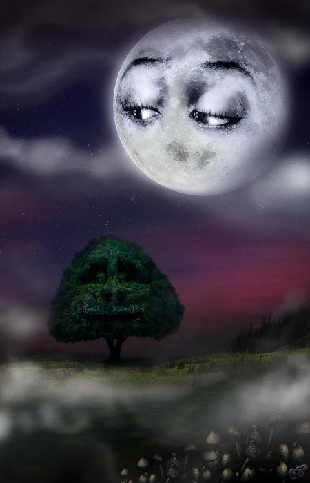 Alessandro Della Pietra - The Moon and the Tree