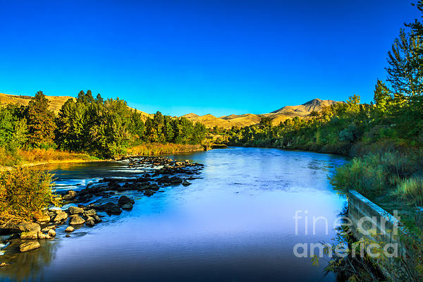 Robert Bales - The Peaceful and Beautiful Payette River