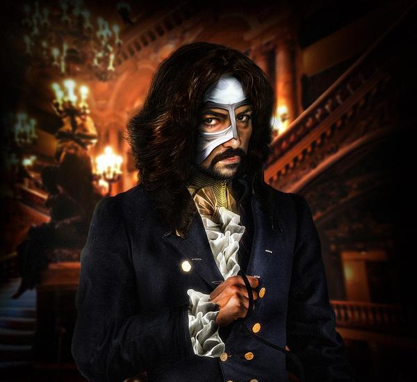 Alessandro Della Pietra - The Phantom of the Opera