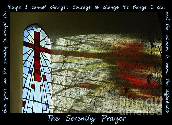 Wendy Wilton - The Serenity Prayer 1