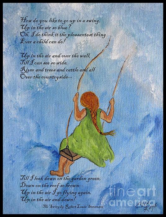 Ella Kaye Dickey - The Swing