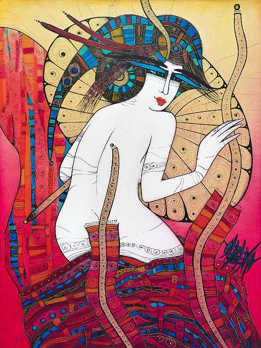Albena Vatcheva - The Umbrella