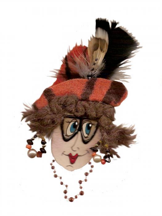 Nan Wright - Tiger Gal