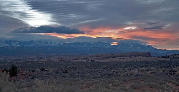 Charles Ross - Utah Sunrise