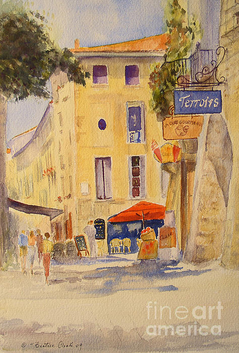 Beatrice Cloake - Uzes France