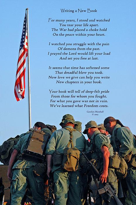 Carolyn Marshall - Veterans Remember