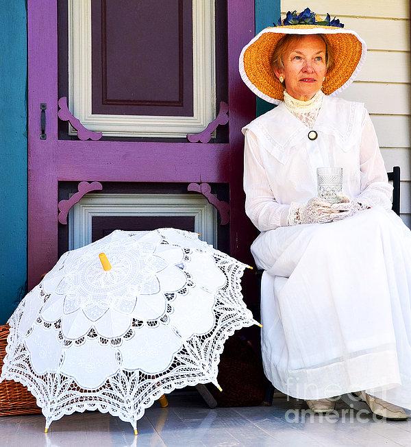 Kathleen Struckle - Victorian Woman
