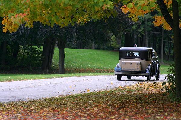 Kay Novy - Vintage Auto On The Road Again