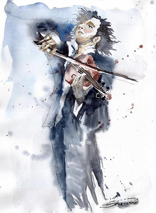 Yuriy  Shevchuk - Violine player 1