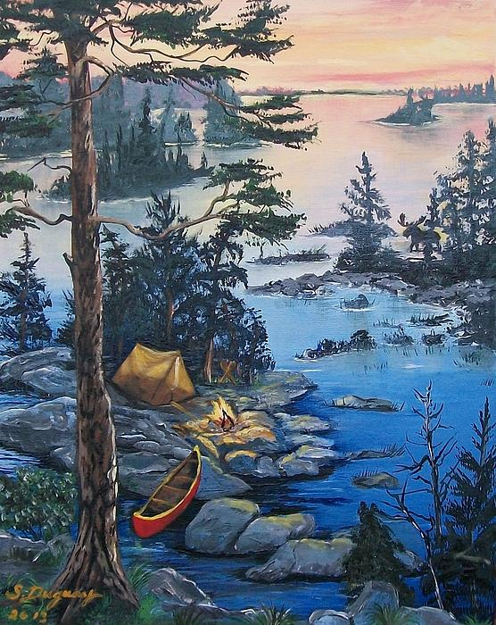 Sharon Duguay - Wabigoon Lake Memories
