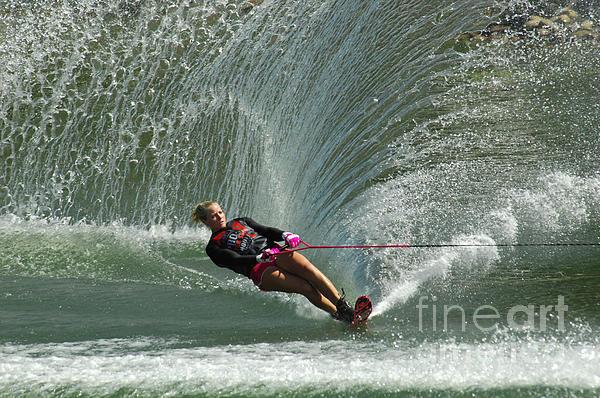 Bob Christopher - Water Skiing Magic of Water 27