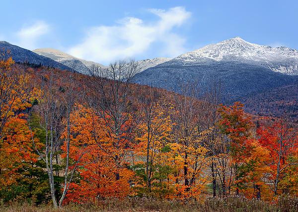 Nikolyn McDonald - White Mountains - Autumn to Winter