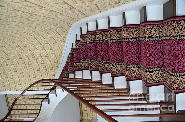 Kathleen Struckle - Winding Staircase