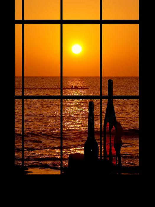 Athala Carole Bruckner - Window View