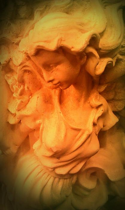 Kylani Arrington - Woman in Stone