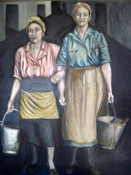 Ida Eriksen - Working Girls