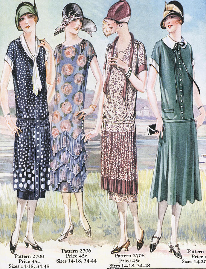 an analysis of womens fashion in 1920s Find a summary, definition and facts about the women in the 1920s for kids names of famous women in the 1920s less constricted fashion of women in the 1920's.