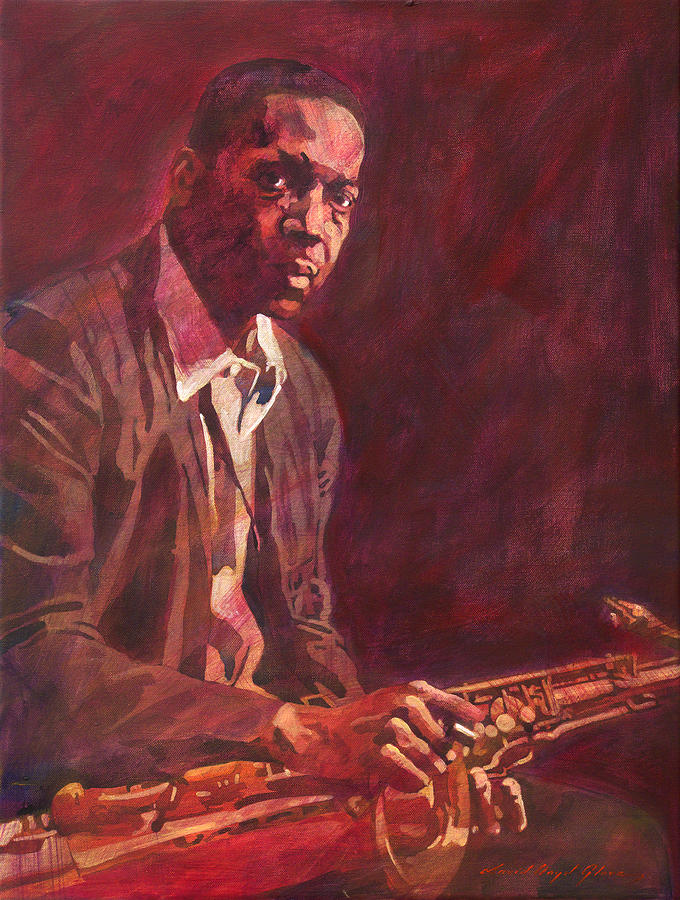 A Love Supreme - Coltrane Painting
