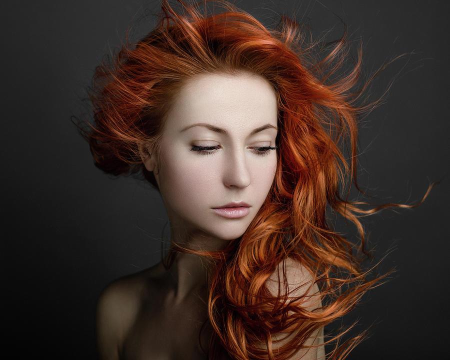 Portrait Photograph - *** by Alex Malikov