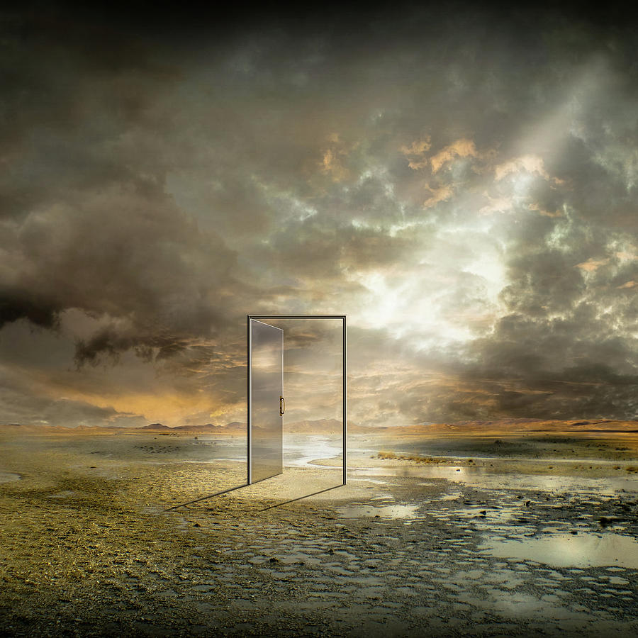 Surreal Photograph - | Behind The Reality | by Franziskus Pfleghart
