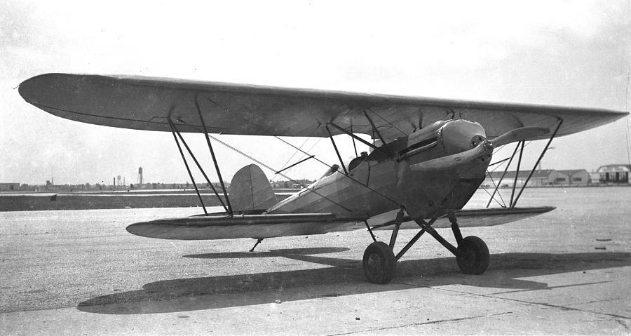 Bird A With Ox-5 Engine Photograph by Hank Clark