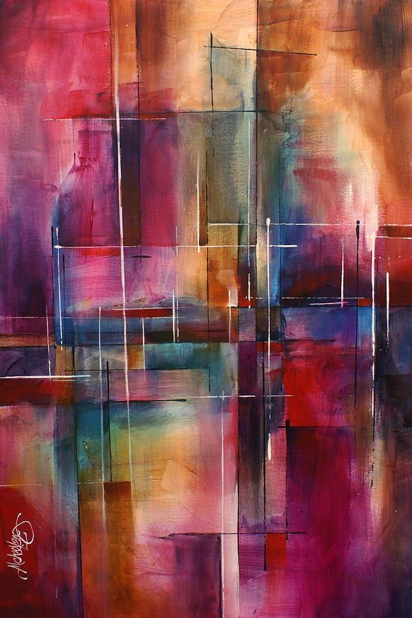 Large Modern Oil Paintings