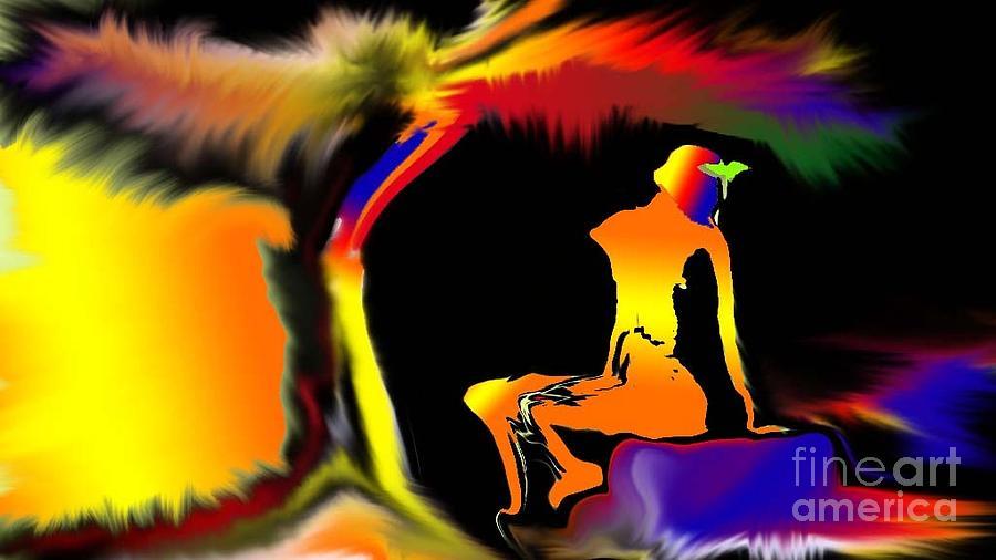 Colour Dreams Digital Art by Martin Vincent