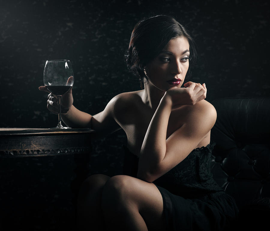 Portrait Photograph - *** by Constantin Shestopalov