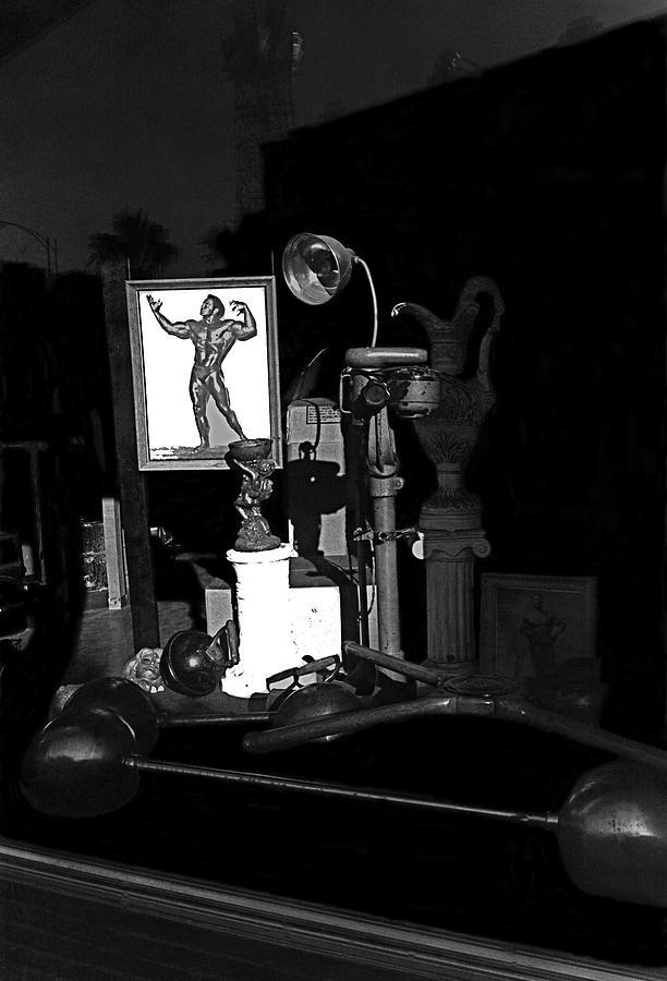 Film Noir Richard Widmark Night And The City 1950 1 Johnny Gibson Health And Gym Equipment Tucson Photograph