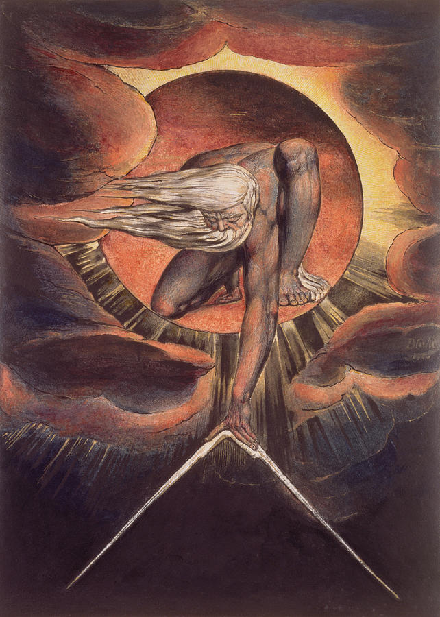 Frontispiece Photograph -  Frontispiece From europe. A Prophecy by William Blake