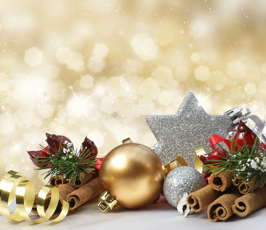 Christmas Background Images Gold.Glittery Gold Christmas Background