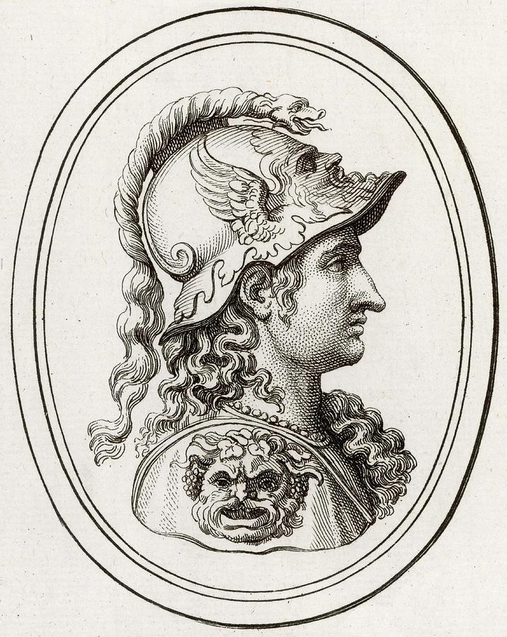 Greek Goddess Of Wisdom Patron