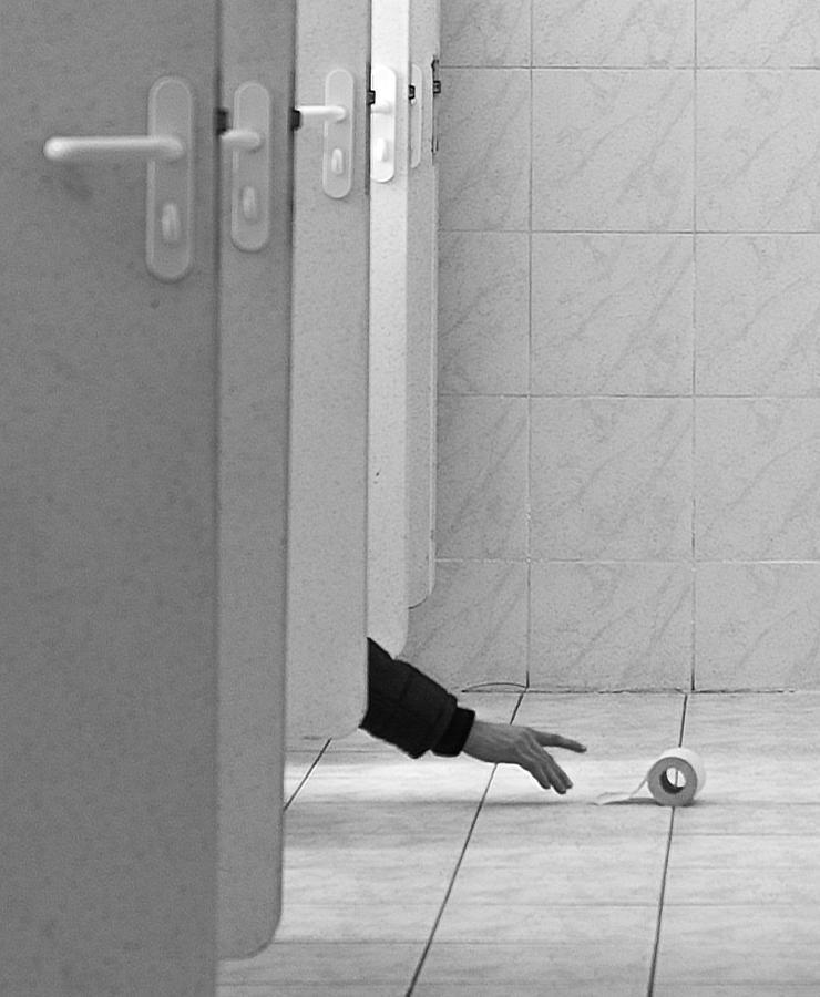 Humour Photograph - ... by Humusak