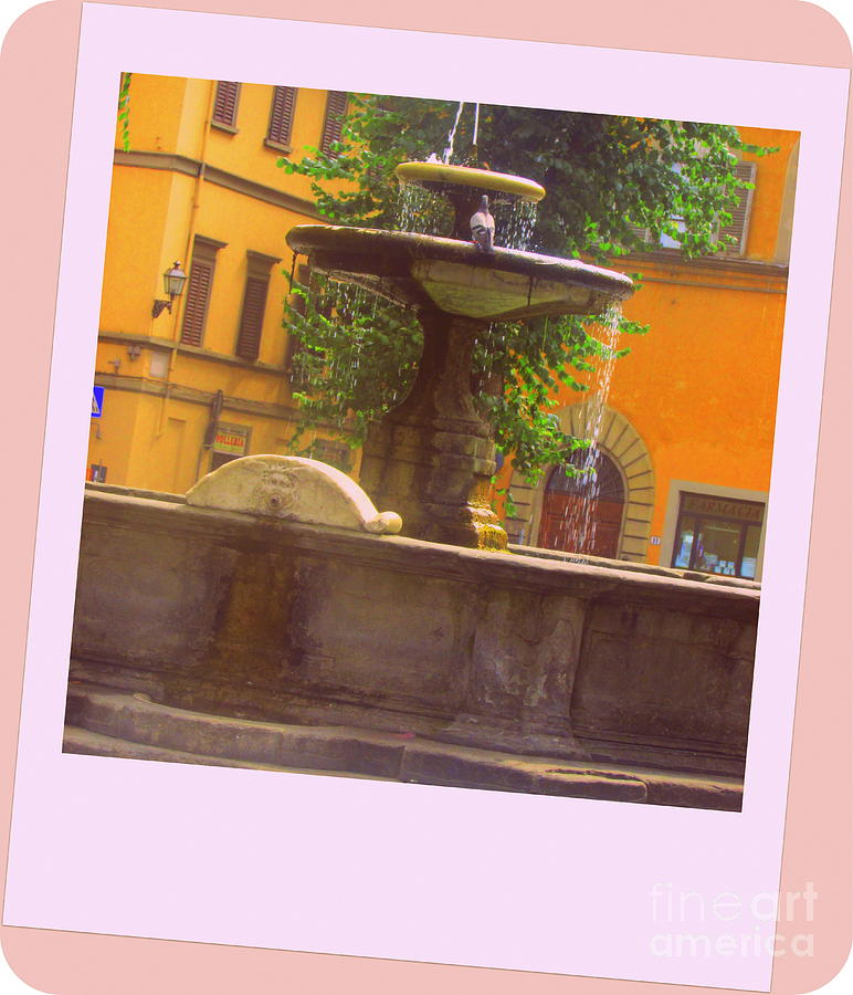 Firenze Photograph -  Italy San Spirito by Lyn Vic