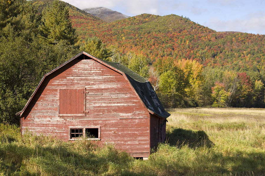Keene Barn by David Seguin