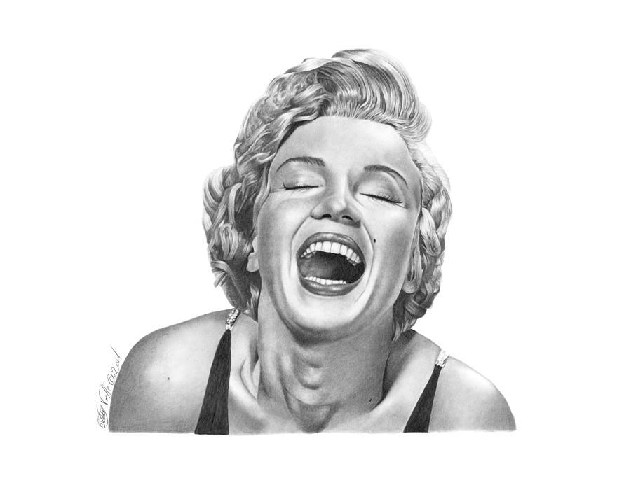 Marilyn Monroe - 034 by Abbey Noelle