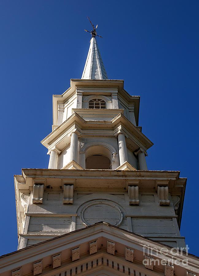 Sudbury Photograph -  Martha-mary Chapel  by Edward Fielding