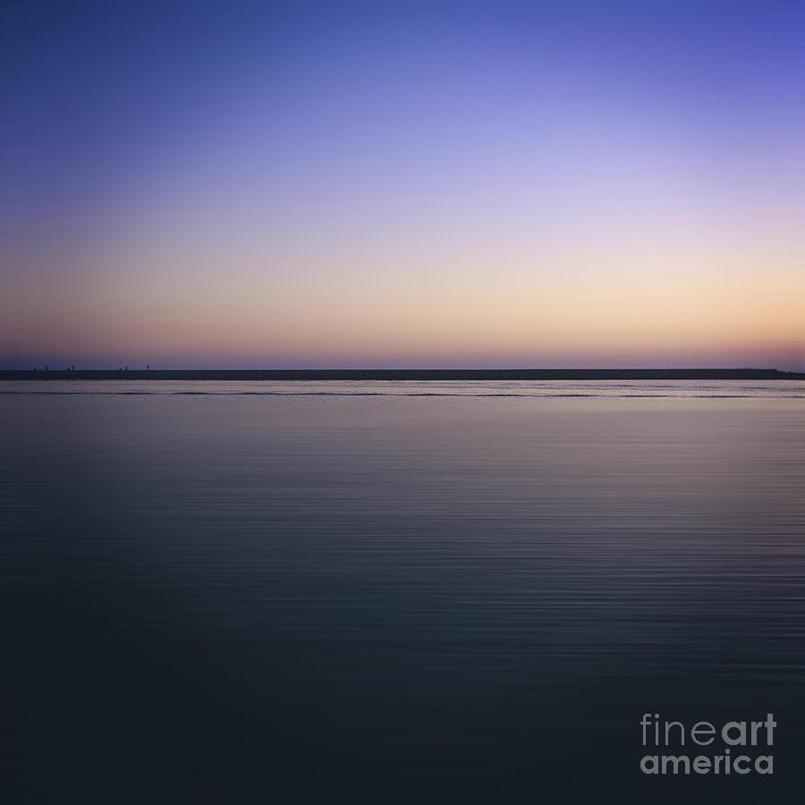 Mediterranean Sea. Provence. France Photograph by Bernard Jaubert