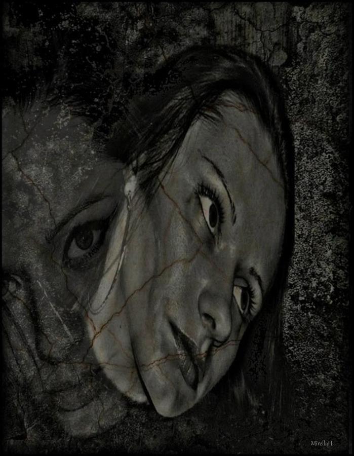 ... Digital Art by Mirella Hrvacanin