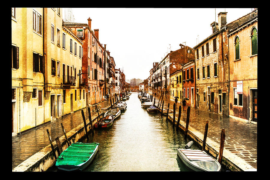 River Photograph -  Old Venice by Steven  Taylor